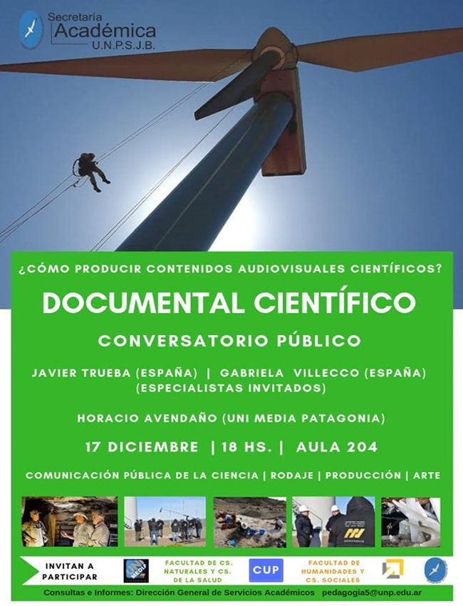 Documental Científico