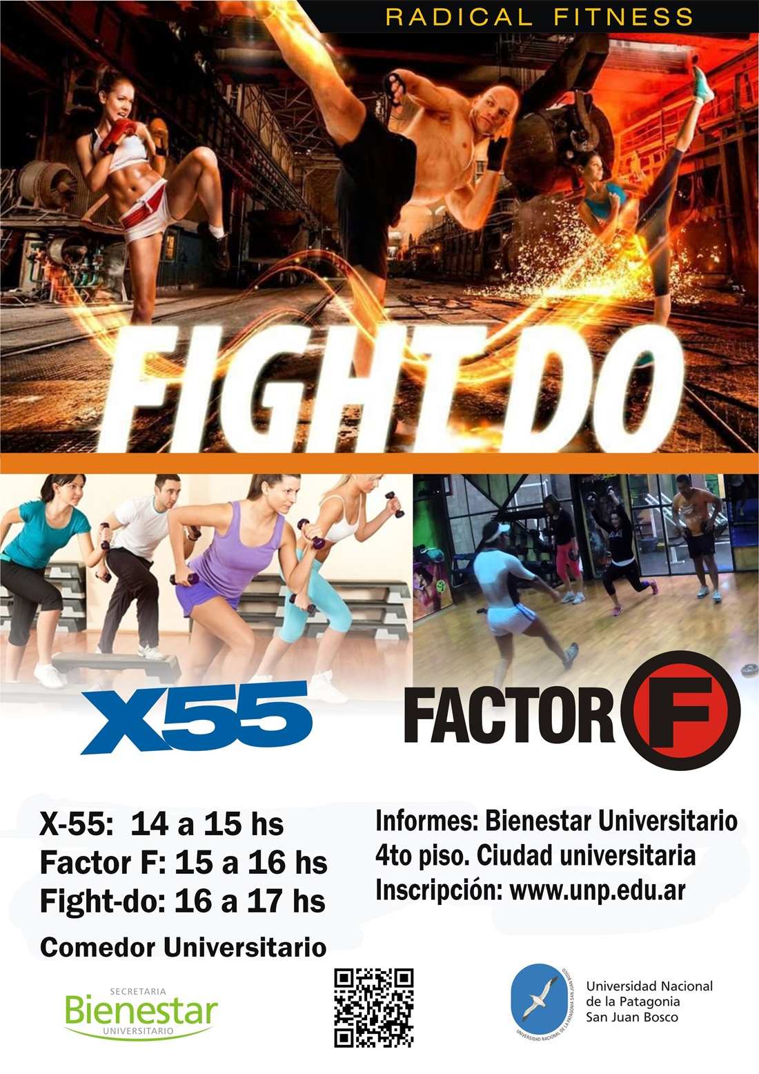 Fight do - X55 - Factor F