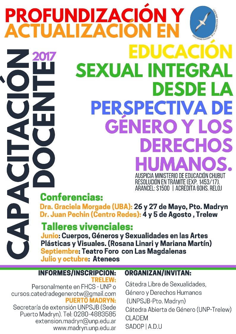Educación sexual integral II