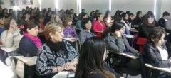 200 mujeres: Comenzó el taller de prevención y defensa personal contra el femicidio