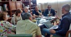 Autoridades de la UNPSJB se reunieron con miembros de CABIN para continuar trabajando en acciones conjuntas en medicina nuclear