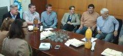Integrantes de la UVTT de la UNPSJB Sede Trelew conforman mesa provincial de desarrollo emprendedor