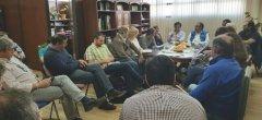 Autoridades de la UNPSJB y del Municipio de Comodoro Rivadavia, conformaron equipos interdisciplinarios para dar soluciones a los vecinos y planificar la ciudad