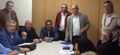 Dos rectores, Ayape y Castelucci, representaron al CIN, en la paritaria docente universitaria