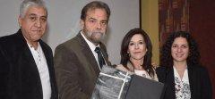 Se otorgó reconocimiento al Dr. Eugenio Semino