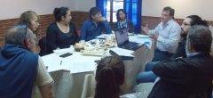 """Programa de """"Formación de Dirigentes en Gestión Publica y Social: FORMARNOS en la Comarca Andina""""."""