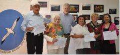 Se realizó el acto de fin de curso de los talleres UPAMI dictados en Trevelin
