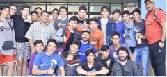 Unos 23 estudiantes de la localidad de Lago Puelo, visitaron la Universidad Nacional de la Patagonia San Juan Bosco