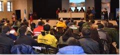 Seminario Binacional Incendios Forestales en el Fin del Mundo entre Argentina y Chile