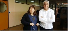 La UNPSJB y la MCR, convocaron a la Lic. Carla Del Duca para capacitar a Cuidadores Domiciliarios de Adultos Mayores, estudiantes y comunidad en general.