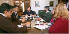 La UNPSJB y Vialidad Nacional planifican actividades de capacitación en la ciudad de Trelew