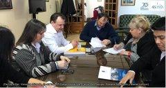La UNPSJB y el Instituto Superior de Formación Docente Nº 807, firmaron un Convenio Marco de colaboración