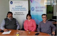 Gustavo Paz, estará a cargo del curso de fotografía en la UNPSJB