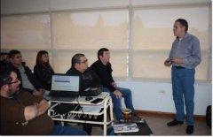 Comunidades en Red de la UNPSJB, colaboró con los talleres para periodistas en la Comarca Andina