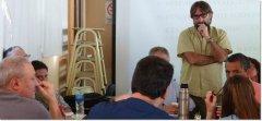 Catedrático español llega a la UNPSJB. Rivas Flores brindará un taller en la sede Puerto Madryn