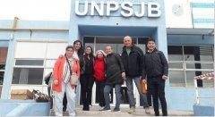 Personal de las Sedes Trelew y Puerto Madryn se capacita en Compras y Contrataciones