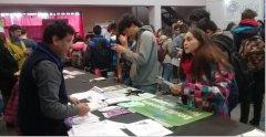 Exitosa participación de la UNPSJB , en la Expo Uni El Bolsón.