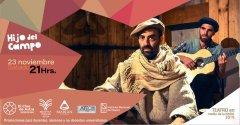 """Festival """"Teatro en el medio de la nada"""" 2 º Edición Presenta """"HIJO DE CAMPO"""""""