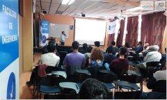 Ingeniería celebró la 5º Jornada de Electrónica con prestigiosos participantes
