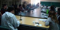 Reunión del Consejo Superior por transferencia realizada por la Secretaría de Políticas Universitarias