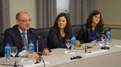 Vicerrectora de la UNPSJB, asistió a jornada de Planificación organizada por la Secretaría de Políticas Universitarias