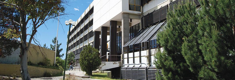 Vista panorámica de la Universidad